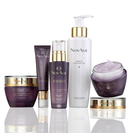 oriflame novage reflect